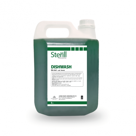 Sterill Premium Dishwash 5 Litre