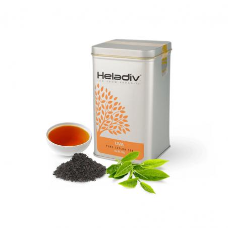 HELADIV Uva Loose Tea in Tin Caddy 100g