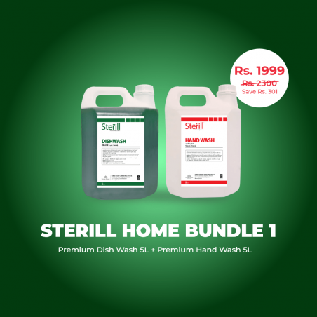 Sterill Home Bundle Pack 1