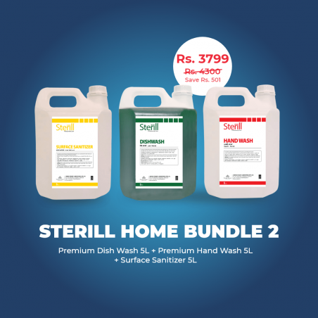 Sterill Home Bundle Pack 2