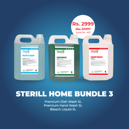 Sterill Home Bundle Pack 3
