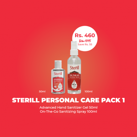 Sterill Personal Care Pack 1