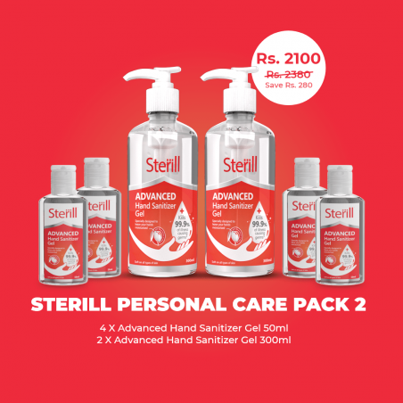 Sterill Personal Care Pack 2