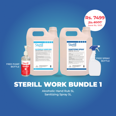 Sterill Work Bundle Pack 1