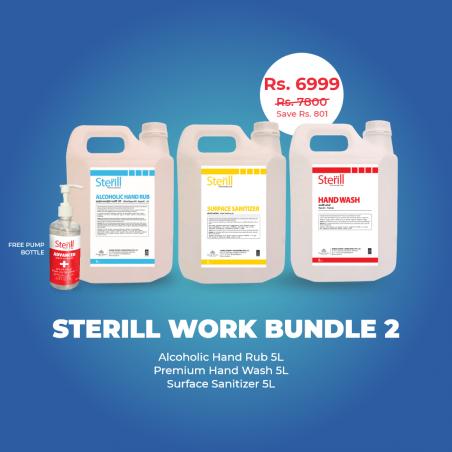 Sterill Work Bundle Pack 2